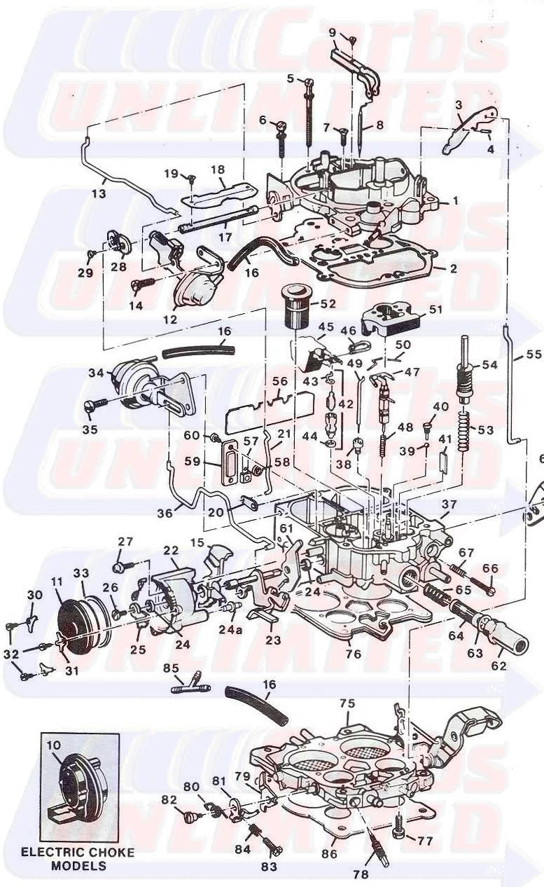 medium resolution of quadrajet parts diagram wiring diagram schema quadrajet parts diagram