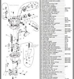 edelbrock user manual edelbrock afb rochester 1 bc [ 979 x 1154 Pixel ]