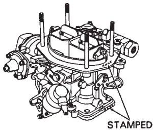 R8558 Carburetor Info Page