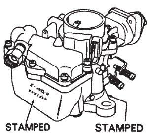 Holley Carburetor Parts Diagram On Holley Carburetor
