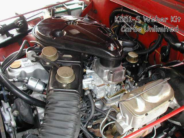 1963 Willys Jeep Wiring Howell Fuel Injection Problem Jeepforum Com