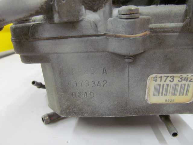 Holley 2245 Identification