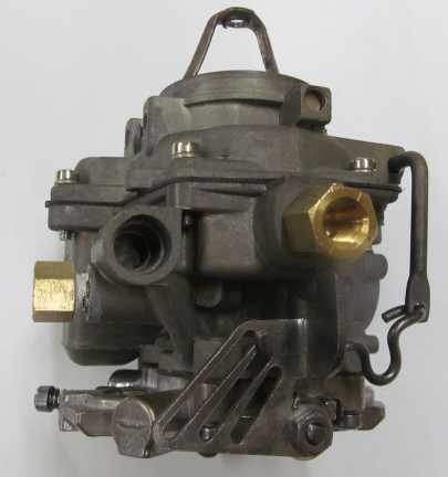 Holley 1940 Carburetor - Mikes Carburetor Parts