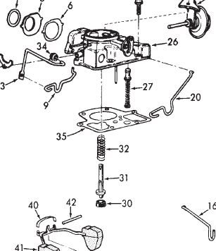 Holley Carb Rebuild Instructions