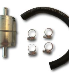 Mitsubishi Tractor Fuel Filter Assembly - case 1070 tractor