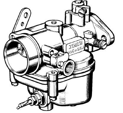 Zenith 87 Carburetor Manual