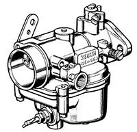 CK915 Carburetor Repair Kit for Zenith Model 87