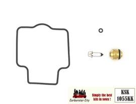 Rebuild kit for Keihin Carburetors on Kawasaki ZX-10