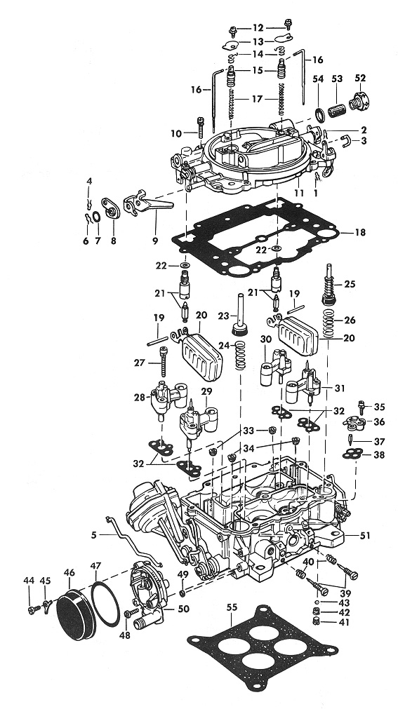 Holley Accelerator Pump Diagram, Holley, Free Engine Image