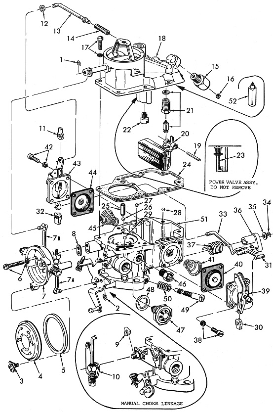 Plymouth Diagrams : Plymouth 318 Engine Diagram Carb