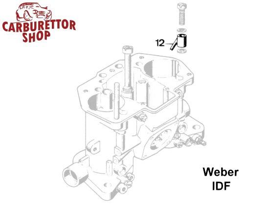 Weber IDF Carburetor Parts