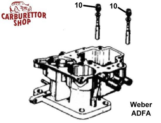 Weber ADFA Carburetor Parts