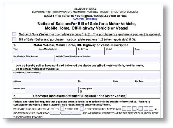 Florida Dmv Tag Registration Renewal