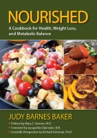 NOURISHED; A Cookbook for Health, Weight Loss, and Metabolic Balance