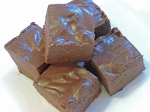 Fudge on Plate 2