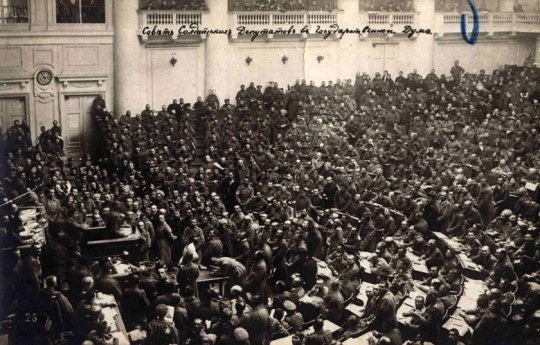 1917petrogradsoviet assembly