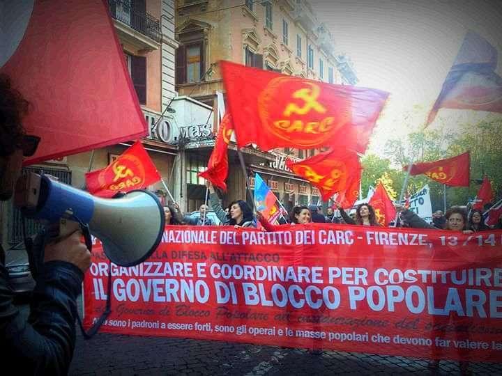 """I comunisti e le elezioni: Quello di cui gli operai e le masse popolari hanno bisogno non è un governo """"meno peggio"""" di un altro, ma è un Governo di Blocco Popolare"""