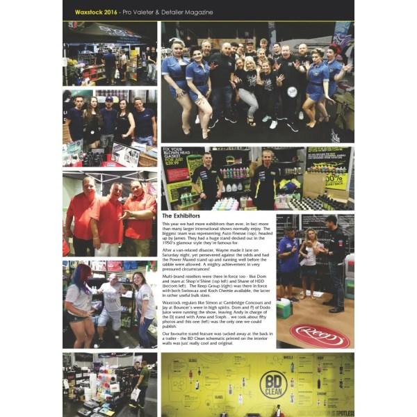 PRO Detailer Magazine - Nr. 4-2016 - Events