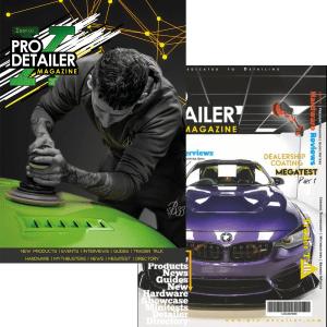 Pro-detailer magazine 2019 bundel