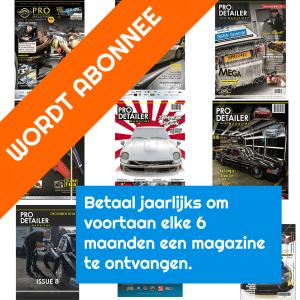 Pro Detailer Magazine abonnement