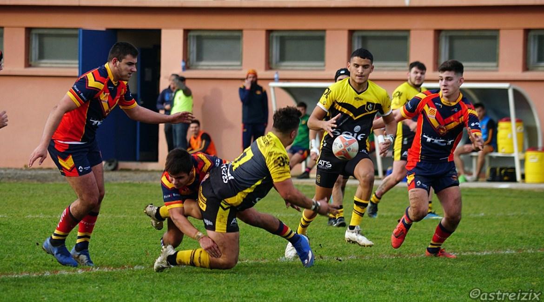 juniors U19 carcassonne XIII