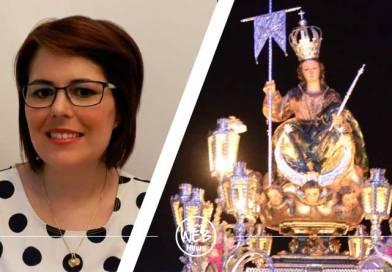 Virginia Muriel, pregonera de las Fiestas de la Aurora 2018