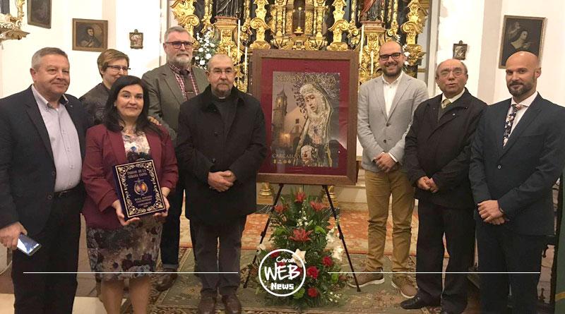 Presentado el cartel que anuncia la Semana Santa de Carcabuey 2019