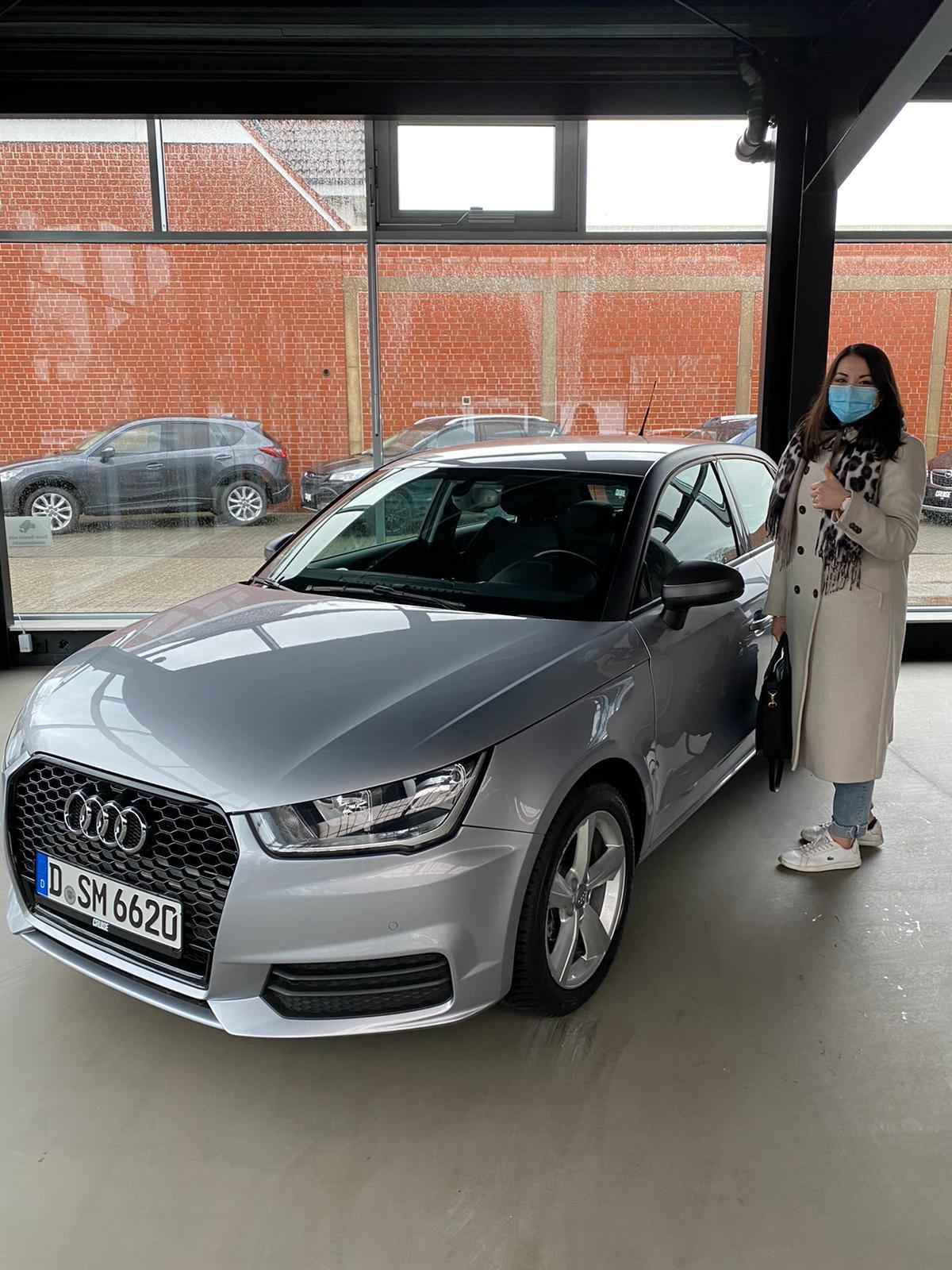 client satisfait Importateur Automobile Audi Occasion Allemagne - Carcelle.com - Audi A1