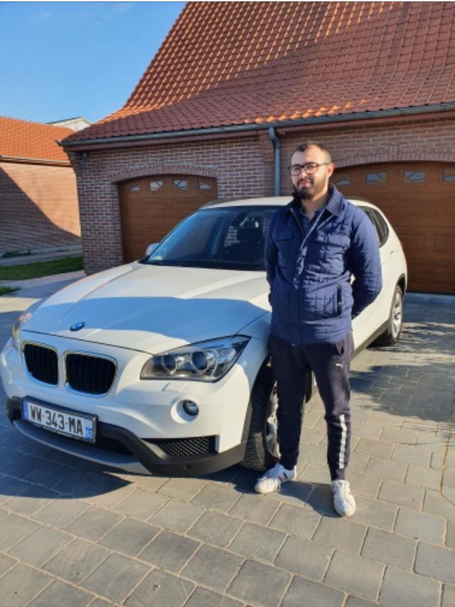 client satisfait Importateur Automobile BMW Occasion Allemagne - Carcelle.com