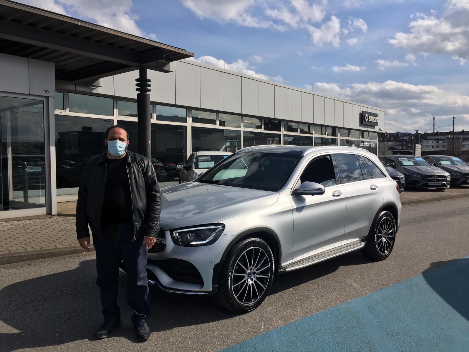 client satisfait Importateur Automobile Mercedes-Benz Occasion Allemagne - Carcelle.com -