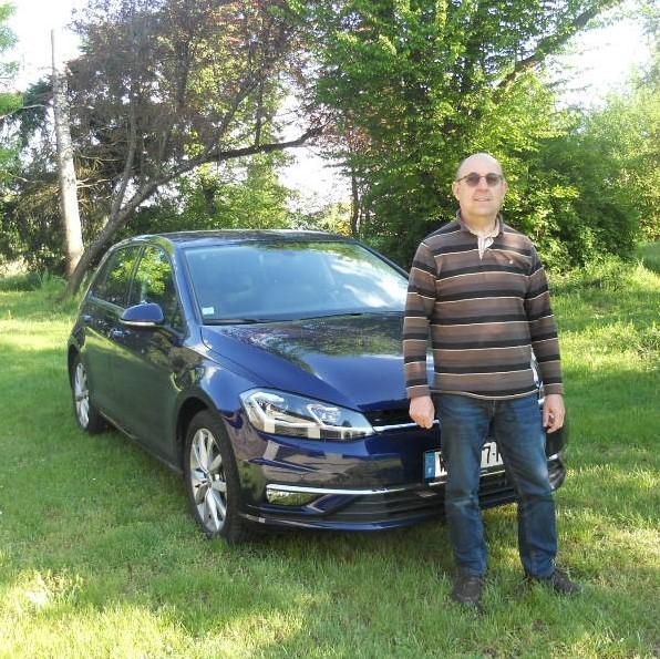 Client satisfait Importateur Volkswagen Automobile Occasion Allemagne - Carcelle.com