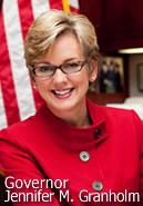 Governor of Michigan, Jennifer M. Granholm