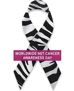 Worldwide NET Cancer Awareness Day logo