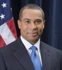Deval Patrick, Governor of Massachusetts