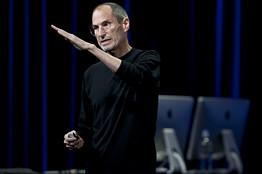 Steve Jobs Bloomberg News