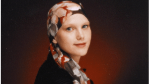 Kari Jones, carcinoid cancer survivor