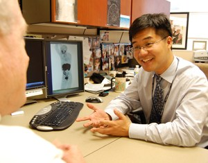 Eric Liu, MD, Vanderbilt University & patient