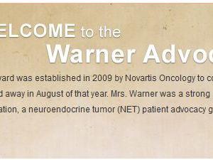 Warner Advocacy Award