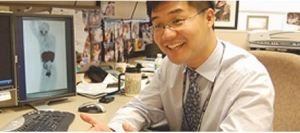 Dr. Eric H. Liu, Director of the Vanderbilt Neuroendocrine Center