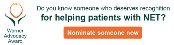 Warner Advocacy Award 2014:  Call for Nominations