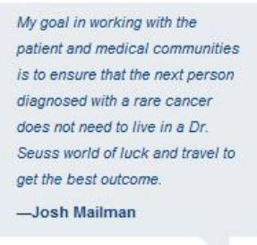 Josh Mailman ASCO Post article quote_2