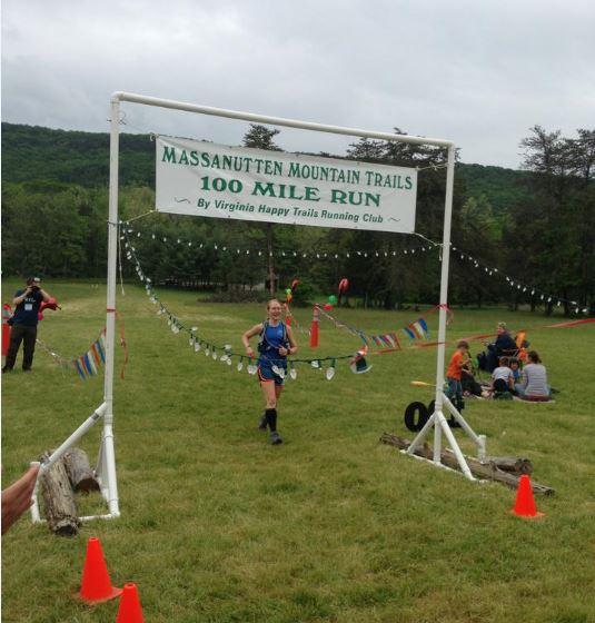 Jess Gockley VA race