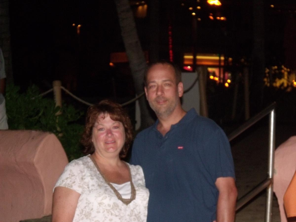 Kelly and Tom Andersen