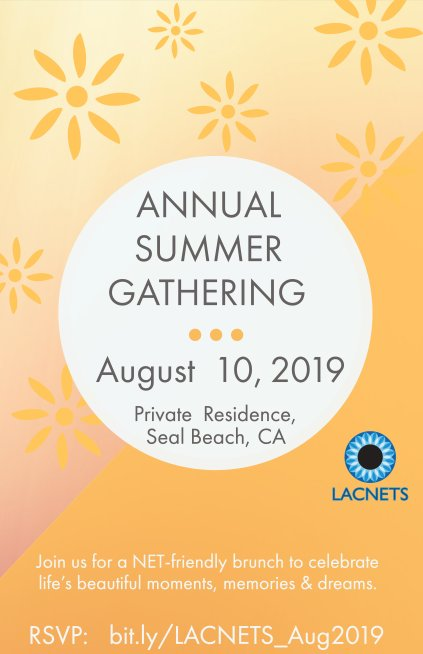 LACNETS Summer Gathering August 10, 2019