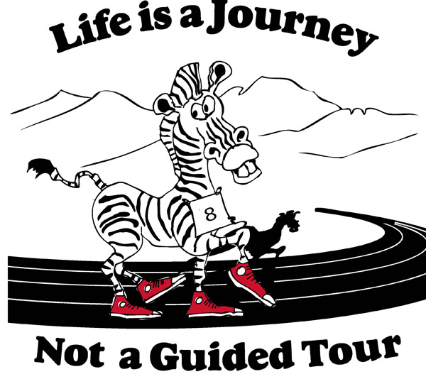 Life's A Journey Not a Guided Tour