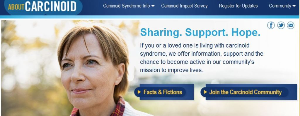 Learn More about Carcinoid Syndrome