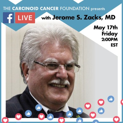 Facebook Live with Jeromes S. Zacks, May 17, 2019