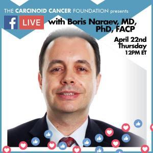 CCF FB LIVE Boris Naraev, MD, PhD, FACP April22