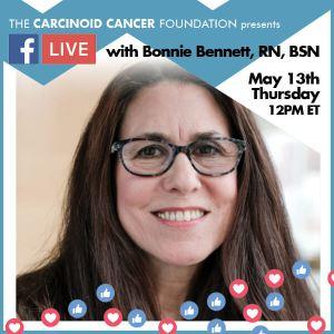 CCF FB LIVE Bonnie Bennett, RN, BSN May 13