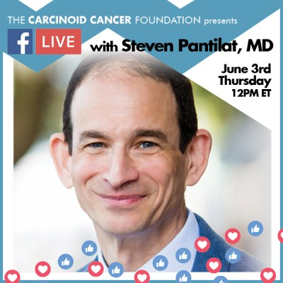 CCF FB LIVE June 3 Steven Pantilat, MD